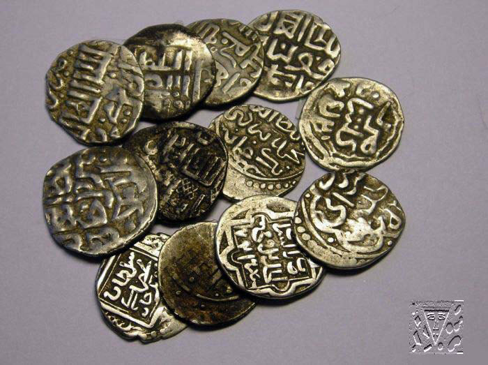 татарские монеты
