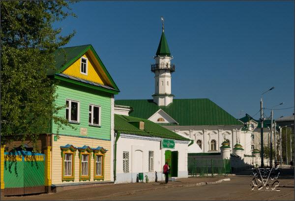 татарская архитектура