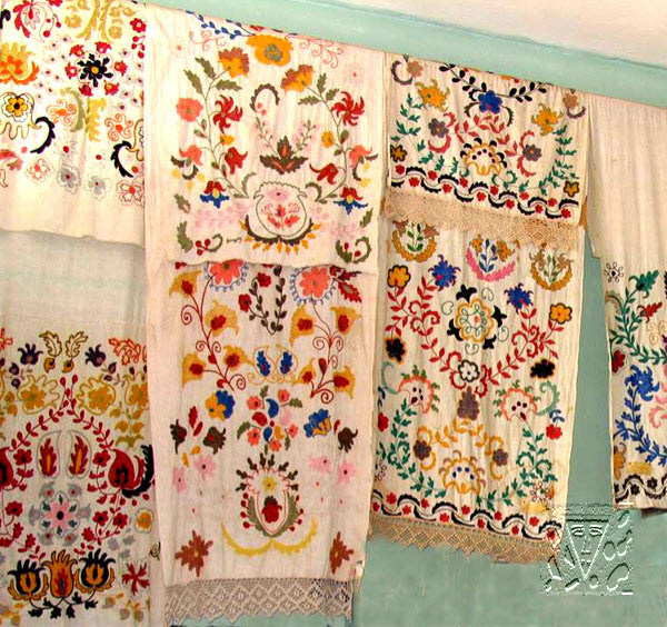казанские полотенца