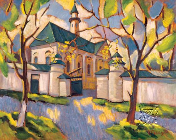 Mardjani mosque
