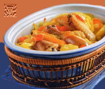 курица по-татарски