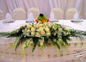 татарский свадебный стол